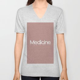 Harry Styles Medicine graphic artwork Unisex V-Neck