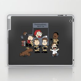The Busters Are In! Laptop & iPad Skin