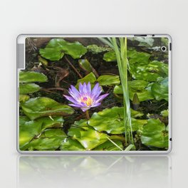 Exquisite water lily Laptop & iPad Skin