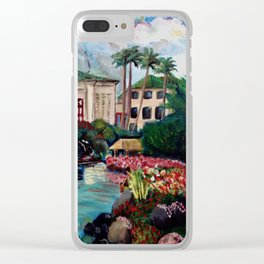Kauai Grand Hyatt Resort Clear iPhone Case
