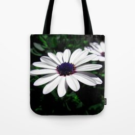 Electric Daisy Tote Bag