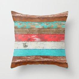 Eco Fashion 2 Throw Pillow