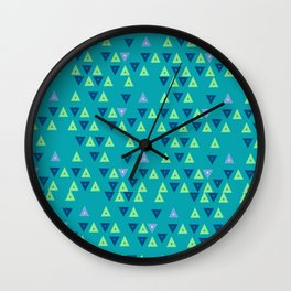 Where's the Dip? Wall Clock