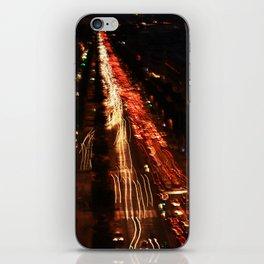 City Lights iPhone Skin