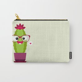 Succulente Carry-All Pouch