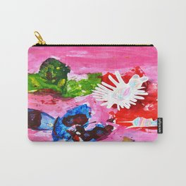 BUTTERFLiES TRANSFORMATiON | Craft Kid Carry-All Pouch