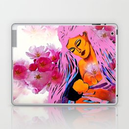 Mother Thank You For Loving Me Laptop & iPad Skin