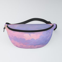 Candy Sea Fanny Pack