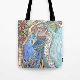 Madre Terra - Mother Earth Tote Bag