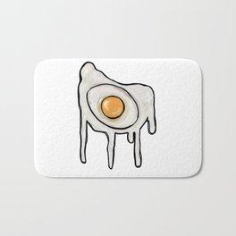 Egg Bath Mat