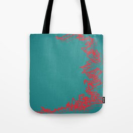 Bang canard Tote Bag