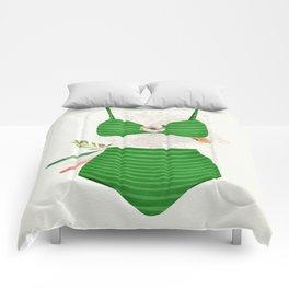 The Bikini Series: Tricolore Comforters