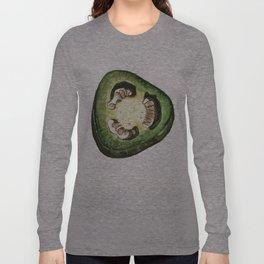 Jalapeño Slice Long Sleeve T-shirt