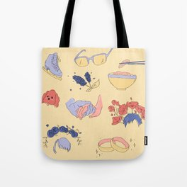 yuri!!! on ice Tote Bag