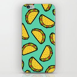 It's Taco Time! iPhone Skin