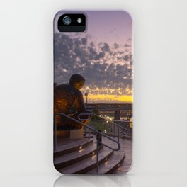 Pittsburgh At Dawn iPhone Case