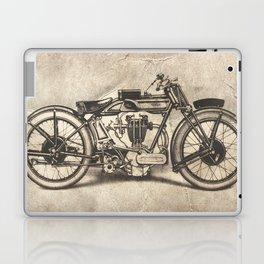 Norton Motorcycles Laptop & iPad Skin