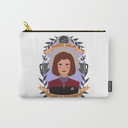 Kathryn Janeway Carry-All Pouch