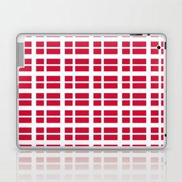 Flag of Denmark 2 -danmark,danish,jutland,scandinavian,danmark,copenhagen,kobenhavn,dansk Laptop & iPad Skin