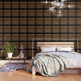 Lioness Blue Angel Wallpaper
