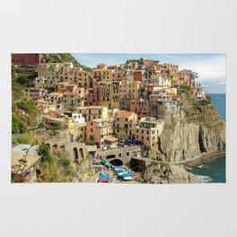 Manarola, Cinque Terre, Italy Rug