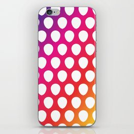 Balloon Pattern iPhone Skin