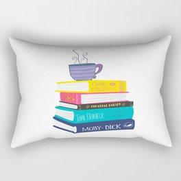 Lover of books Rectangular Pillow