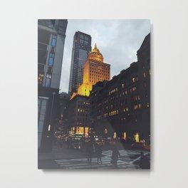 5th Ave Metal Print