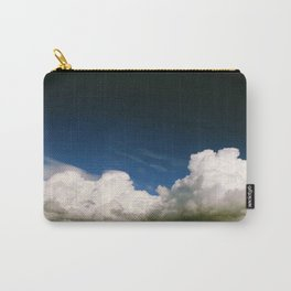 Photography clouds sky Punat Croatia Carry-All Pouch