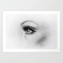 Eye #3 Art Print
