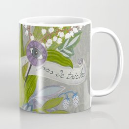 Mystical Flowers Coffee Mug