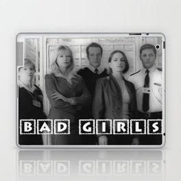 BAD GIRLS Laptop & iPad Skin