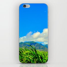 Maui Cane Feilds iPhone Skin
