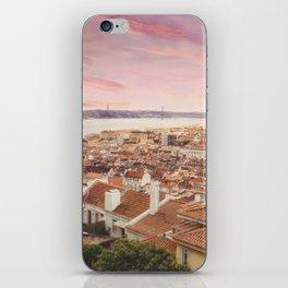 Saudade iPhone Skin