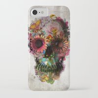 believe iPhone & iPod Cases featuring SKULL 2 by Ali GULEC