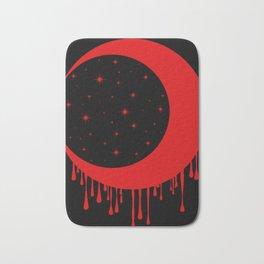 Red Moon Bath Mat