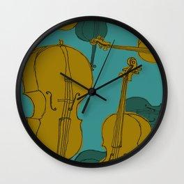 Cellos Graphic Wall Clock