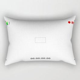Viewfinder View Rectangular Pillow