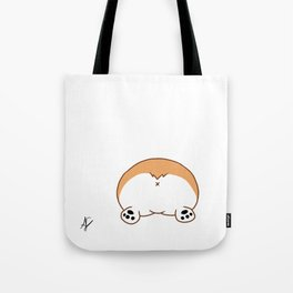 Wiggle Tote Bag