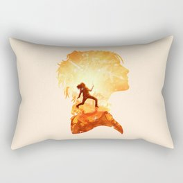 Dream Composer Rectangular Pillow