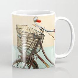Vintage Bike in Kolkata  Coffee Mug