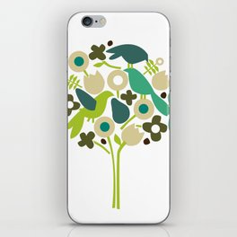 birdy num num iPhone Skin
