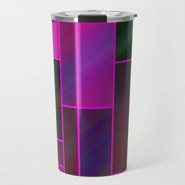 segmented (three) Travel Mug