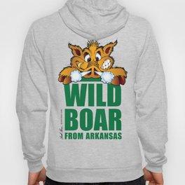 Wild Boar from Arkansas! Hoody