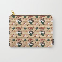 Mermaid Sushi Carry-All Pouch