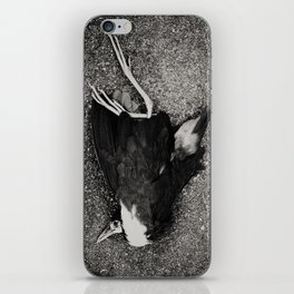 Death come A-knocking iPhone Skin