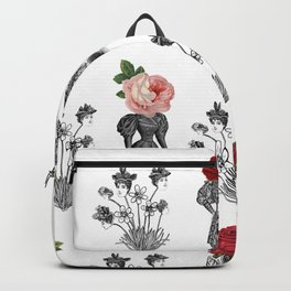 The Dreams of Flowers | The Tables Have Turned Backpack