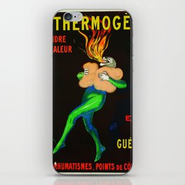 Thermogène Warms You Up iPhone Skin
