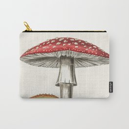 The Real Mushroom Carry-All Pouch