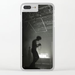 Matty Healy Clear iPhone Case